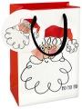 Geschenktasche Weihnachten Sir Santa