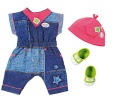 Zapf Creation Baby Born Deluxe Jeans-Set mit Hose