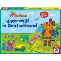 Die Maus Unterwegs in Deutschland Kinderspiel von Schmidt