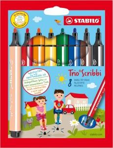 Trio Scribbi