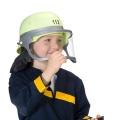 Kostüm-Zubehör Feuerwehrhelm