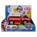 Paw Patrol Deluxe Feature Fahrzeug One-A-Roll Marshall