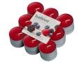 Bolsius Duft-Teelichter Berry Delight 18 Stück