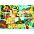 Schmidt Spiele Puzzle Rio de Janeiro 3000 Teile