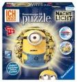 Ravensburger Puzzleball Nachtlicht Minions 72 Teile