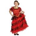 Kostüm Spanierin 140