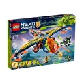 Lego Nexo Knights 72005 Aarons Armbrust