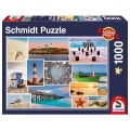 Puzzle Am Meer 1000 Teile