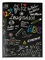 Zeugnismappe Sichtbuch A4 School mit Aufschrift Zeugnisse