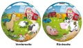 Ball Bauernhof 23 cm