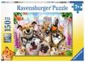 Ravensburger Puzzle Lustiges Tierselfie 150 Teile