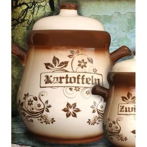 Keramiktöpfe