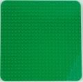 Lego Duplo 2304 Große Bauplatte grün