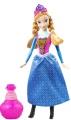 Mattel Disney Die Eiskönigin Farbwechselzauber Puppe Anna