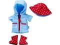 Haba Kleiderset Regenzeit Puppenkleidung 30 cm