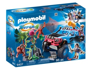 Playmobil Super4