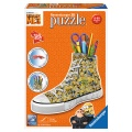 Ravensburger 3D Puzzle Sneaker Minions Ich einfach unverbess