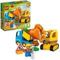 Lego Duplo 10812 Bagger und Lastwagen