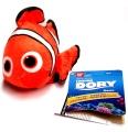 Finet Dorie Nemo Plüsch mit Sound