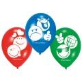 Smiley Emoticons Luftballons