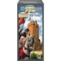Carcassonne Der Turm 4. Erweiterung von Schmidt Spiele