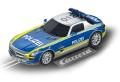 Carrera Digital 132 Mercedes-SLS AMG Polizei