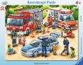 Ravensburger Rahmen-Puzzle Spannende Berufe 30 Teile