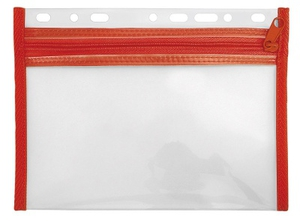 Reissverschlusstasche