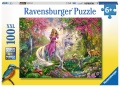 Ravensburger Puzzle Magischer Ausritt 100 Teile XXL