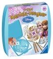 Mandala Disney Die Eiskönigin  mini