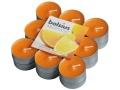 Bolsius Duft-Teelichter Orange 18 Stück