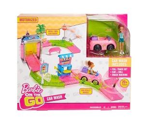 Barbie On the Go