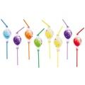 Trinkhalme Ballons