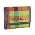 Coocazoo Cashdash Hip To Be Square Green Geldbeutel