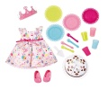 Zapf Creation Baby Born Deluxe Party Set Kleidung
