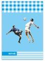 Muttiheft Vatiheft Fußball A6 von Roth